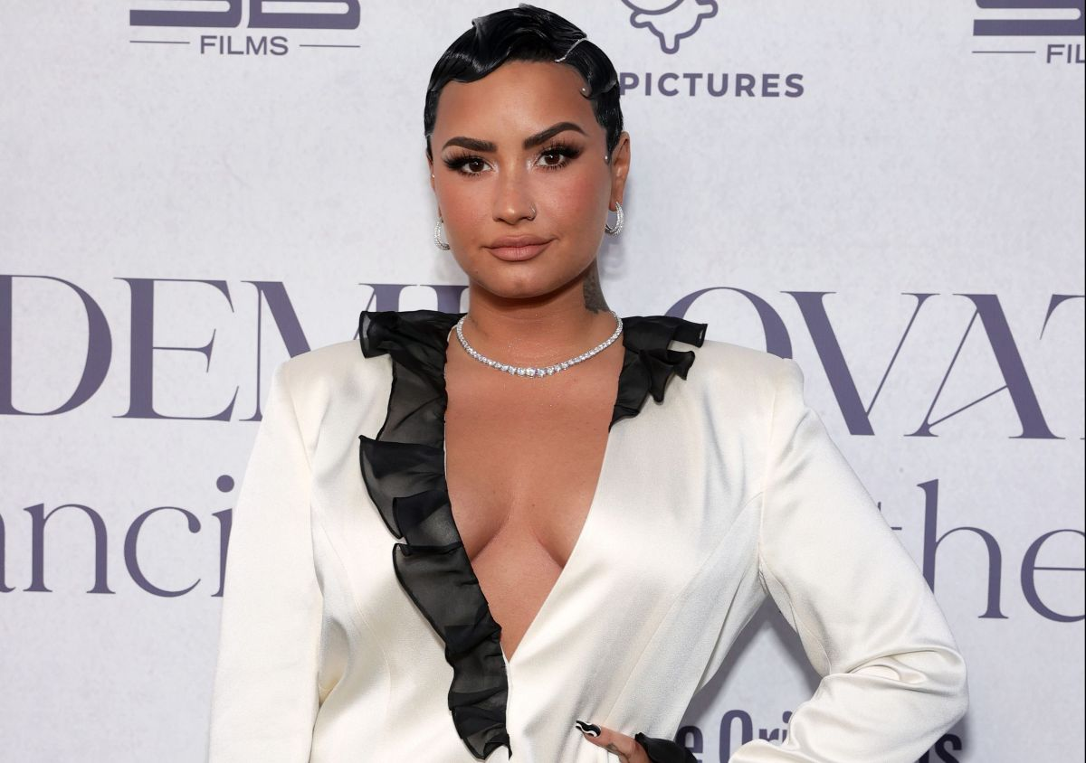 Demi Lovato dice que dentro de su sobriedad se le permite fumar marihuana