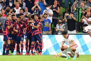 """Estados Unidos no falla: con gol """"in extremis"""" elimina a Qatar y clasifica a la final de la Copa Oro"""