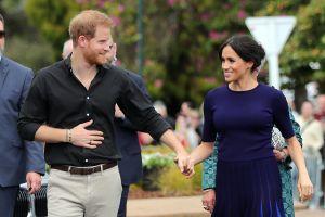 Harry y Meghan quieren bautizar a su hija, Lilibet, en Windsor frente a la reina Isabel