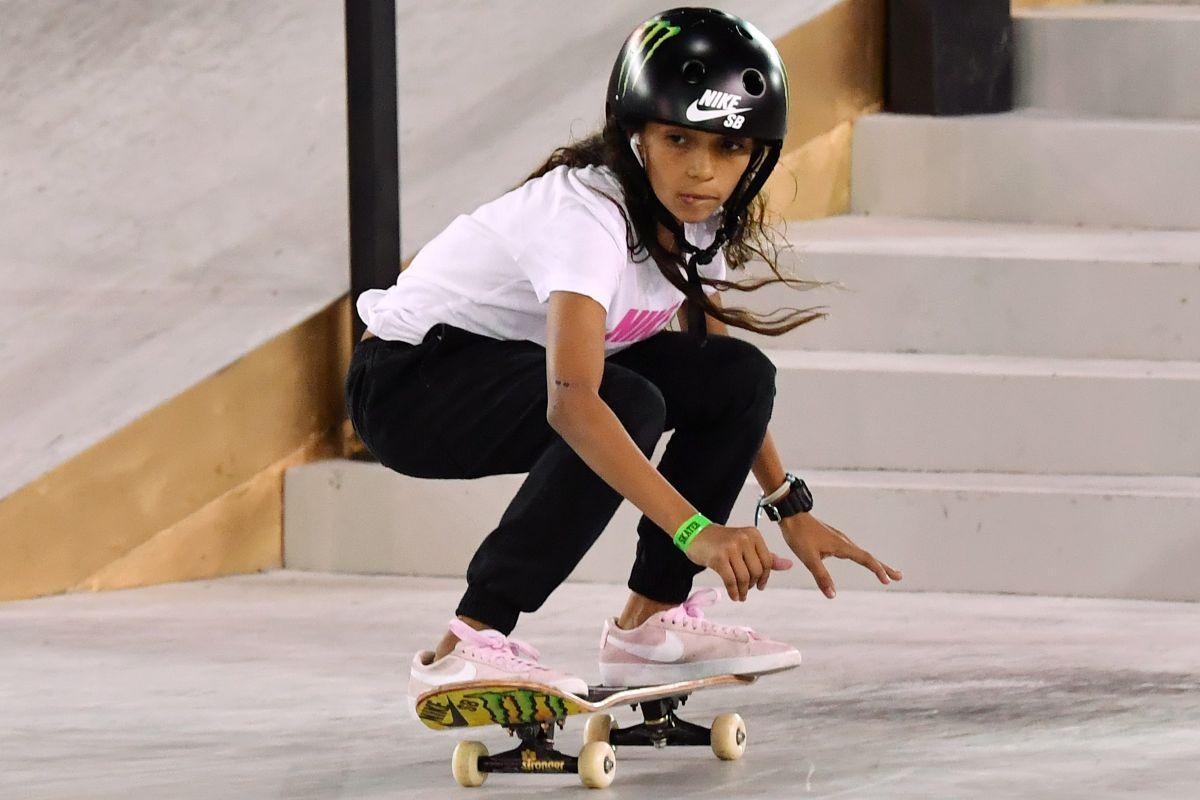 Imperdible: conoce a Rayssa Leal, la joven de 13 años que participará en los Juegos Olímpicos de Tokio
