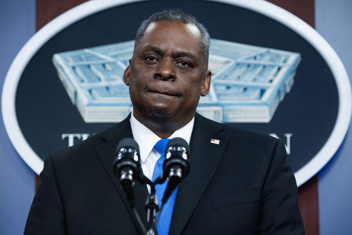 Lloyd Austin, secretario de Defensa de Estados Unidos.