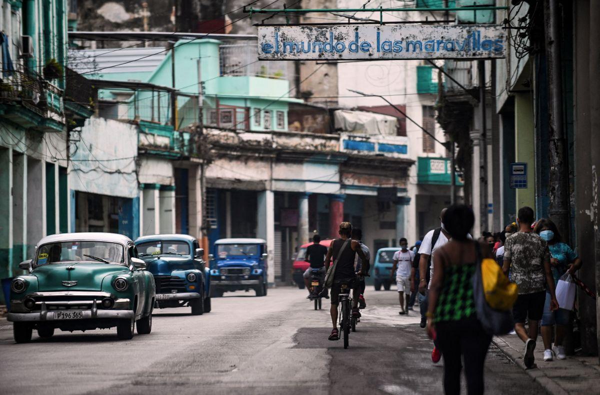 Cuba amaneció este jueves en relativa calma tras las protestas de principios de semana.
