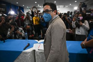 """""""Hemos perdido la confianza"""": EE.UU. suspendió colaboración con fiscalía de Guatemala"""