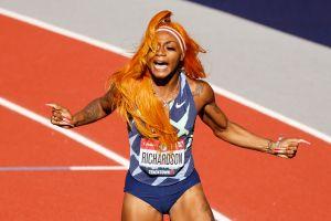 Golpe a Estados Unidos: un positivo por marihuana podría dejar fuera de los Juegos Olímpicos de Tokio 2020 a Sha'Carri Richardson