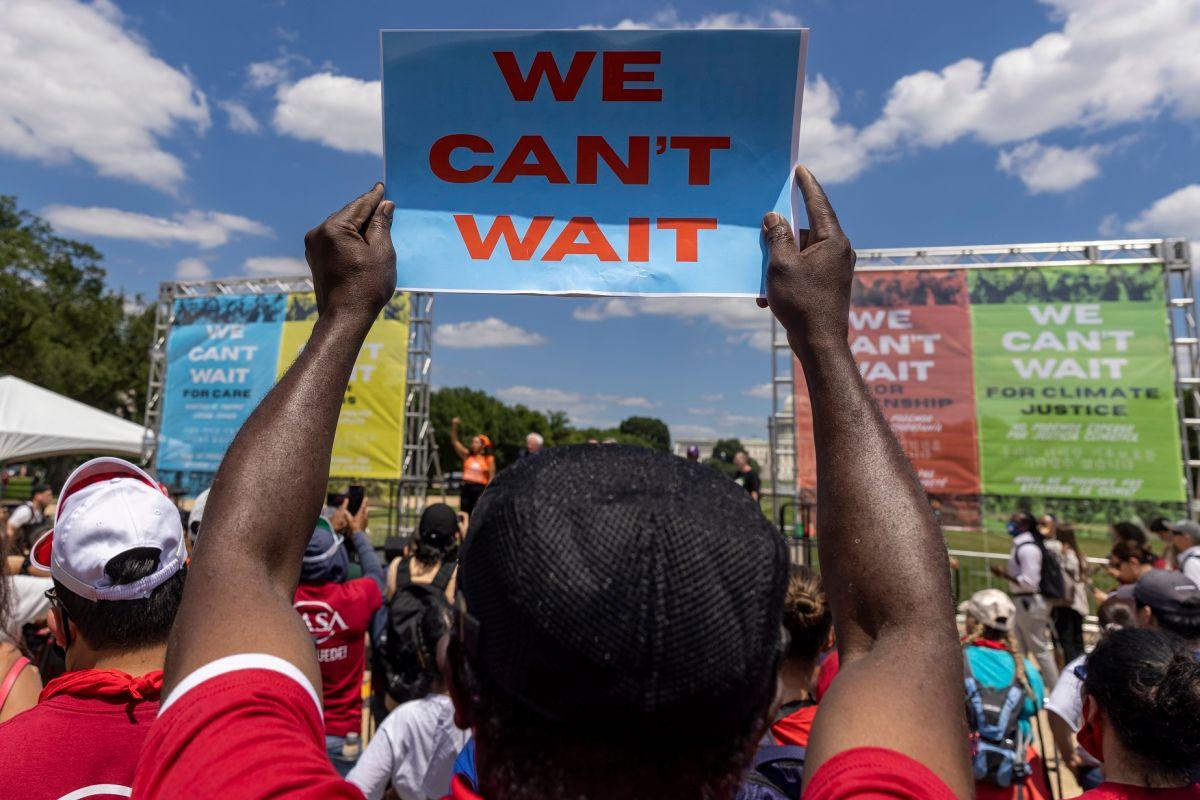 Activistas han intensificado su movilización para exigir una reforma migratoria.