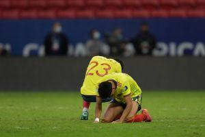 Indignación en Colombia: jugadores de Argentina insultaron y realizaron gestos despectivos a futbolistas colombianos