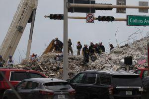 Termina oficialmente la búsqueda de sobrevivientes del colapso de Champlain Towers South