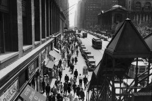 ¿Tiempos mejores en Nueva York? Videos muestran a la Gran Manzana a inicios del siglo 20