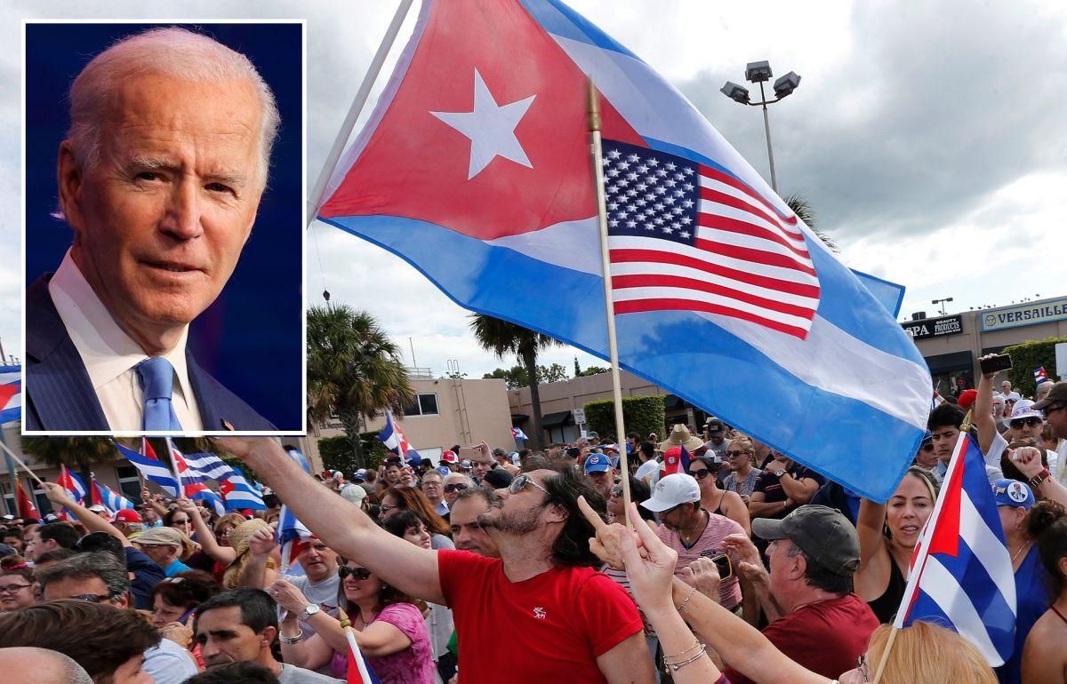 Biden impondrá sanciones a funcionarios de Cuba por detención de activistas que lideran protestas
