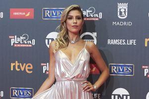 El espectacular vestido de novia con el que Michelle Salas conquista Cannes