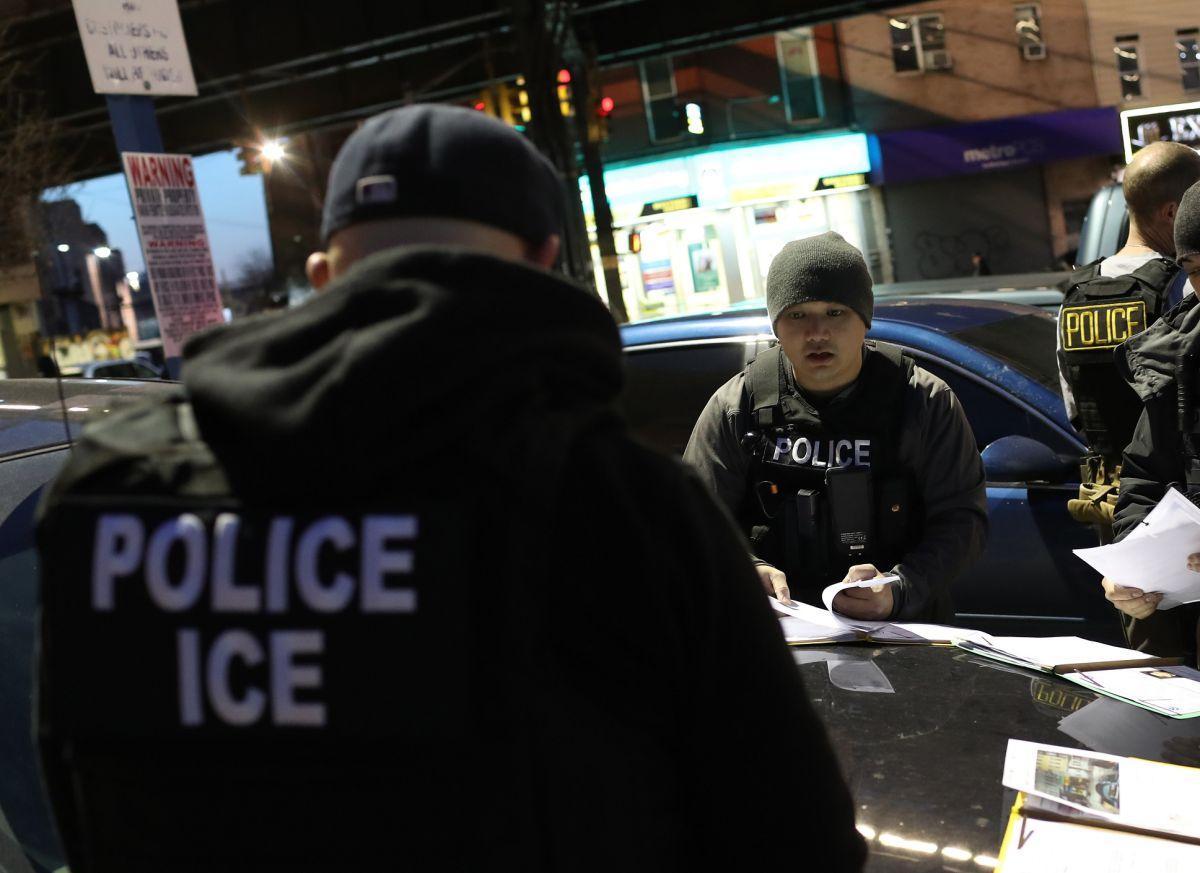 Los agentes de ICE han reducido operativos en el país.