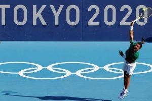 """El regalo de Djokovic a un tenista boliviano que lo emocionó: """"El día más importante de mi vida"""""""