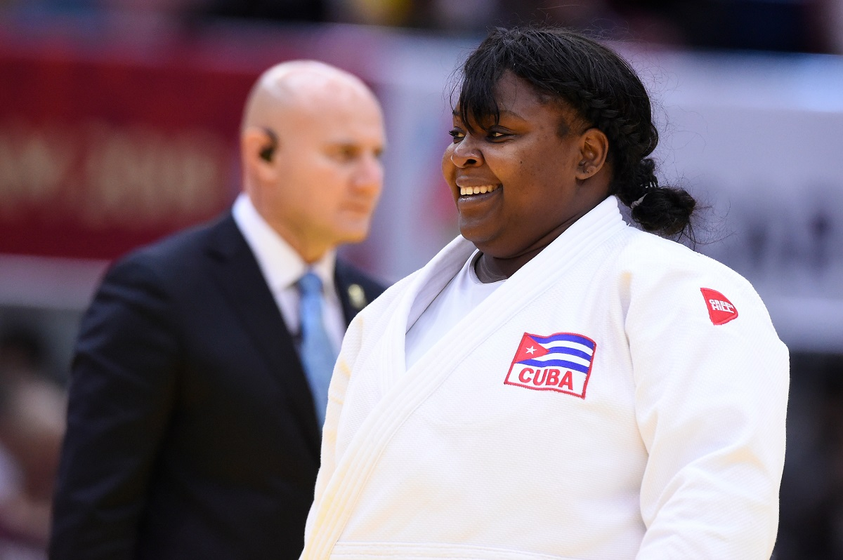 """Cuban Idalys Ortiz faced with the challenge of her fourth medal: """"We are not machines"""""""