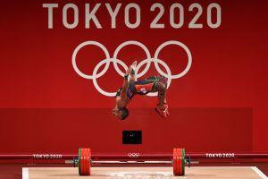 Julio Mayora ganó la primera medalla de Venezuela en Tokio 2020 y lo celebró con un mortal [Video]