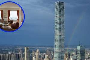 Conoce el penthouse de los $169 millones, el más caro en la historia de Manhattan