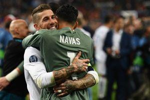 """Sergio Ramos da un espaldarazo a Keylor Navas en el PSG: """"Es como un hermano"""""""