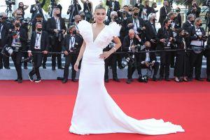 Michelle Salas fue a Cannes con la bendición de Silvia Pinal y fue también su representación simbólica
