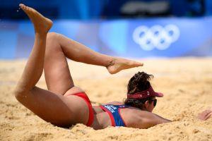 Tokio 2020: Por qué muchas jugadoras de voleibol de playa prefieren usar bikini