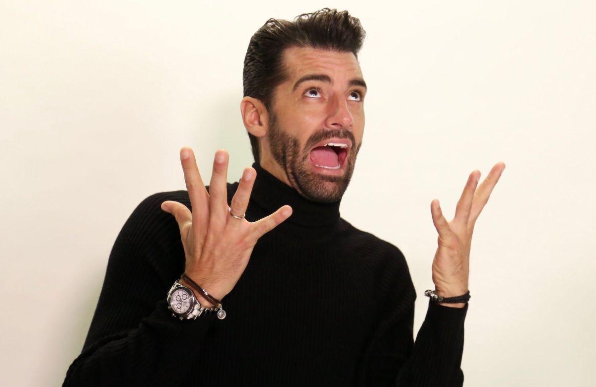 Toni Costa, ex de Adamari López, asegura que ha envejecido cantidad.
