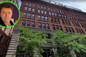 Venden en un mes el apartamento de David Bowie ubicado en vieja fábrica de chocolates