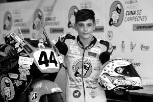 Motociclismo: falleció piloto de 14 años en terrible accidente