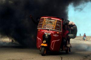 El norte de Haití arde a horas del funeral del presidente Jovenel Moïse