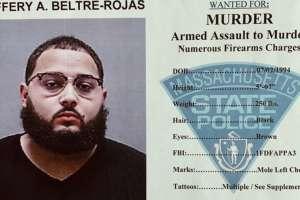 Un asesino latino entre los más buscados de todo Massachusetts