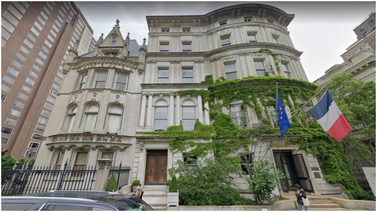 La mansión más cara de Nueva York está en búsqueda de nuevo dueño.
