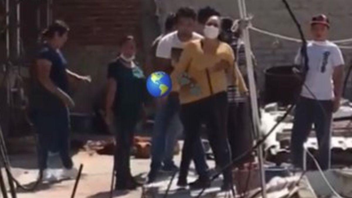 Una familia asesinó a su perro en el municipio de Tlalnepantla, en el Estado de México, México.