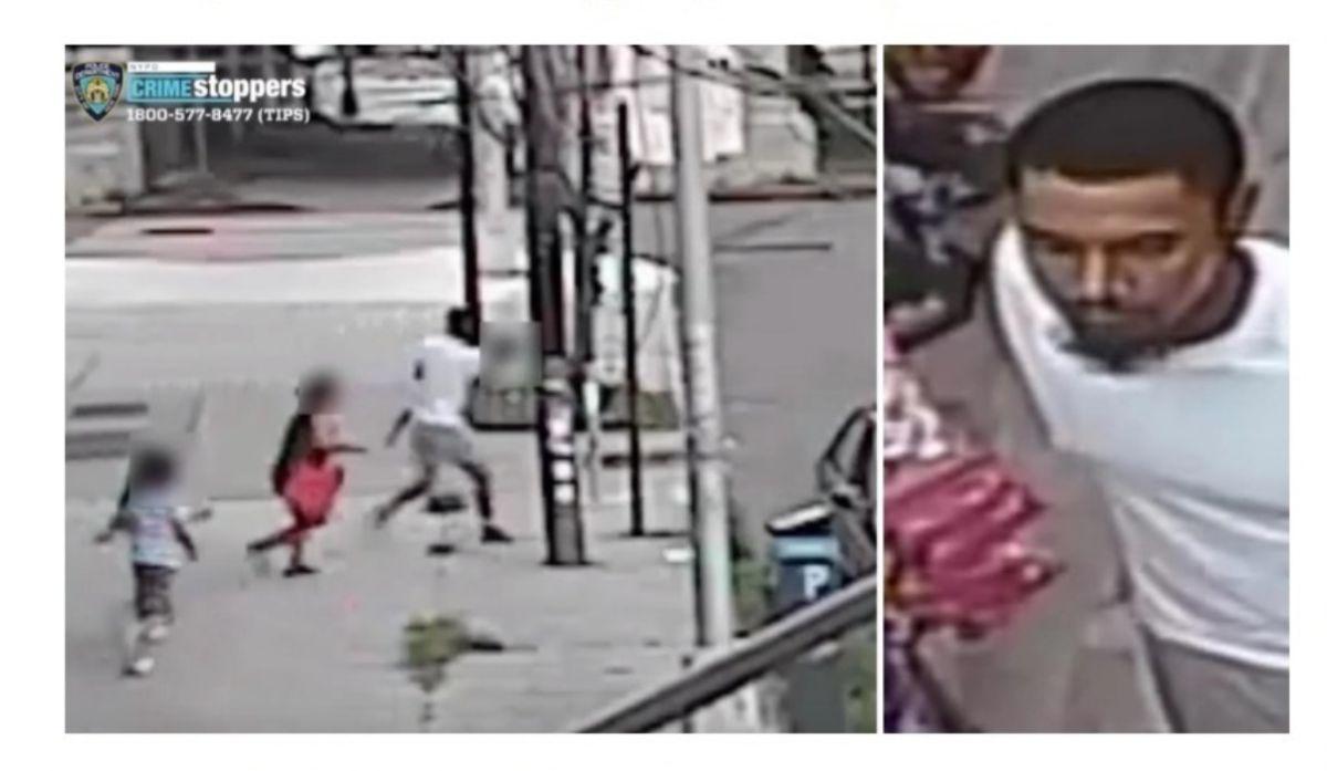Video: madre valiente evitó que le robaran a su niño en Queens, Nueva York
