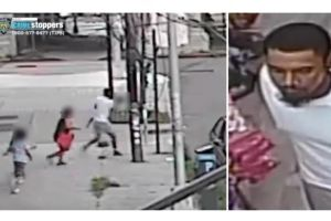 Video:  valiente madre hispana evitó que le robaran a su niño en Queens, Nueva York