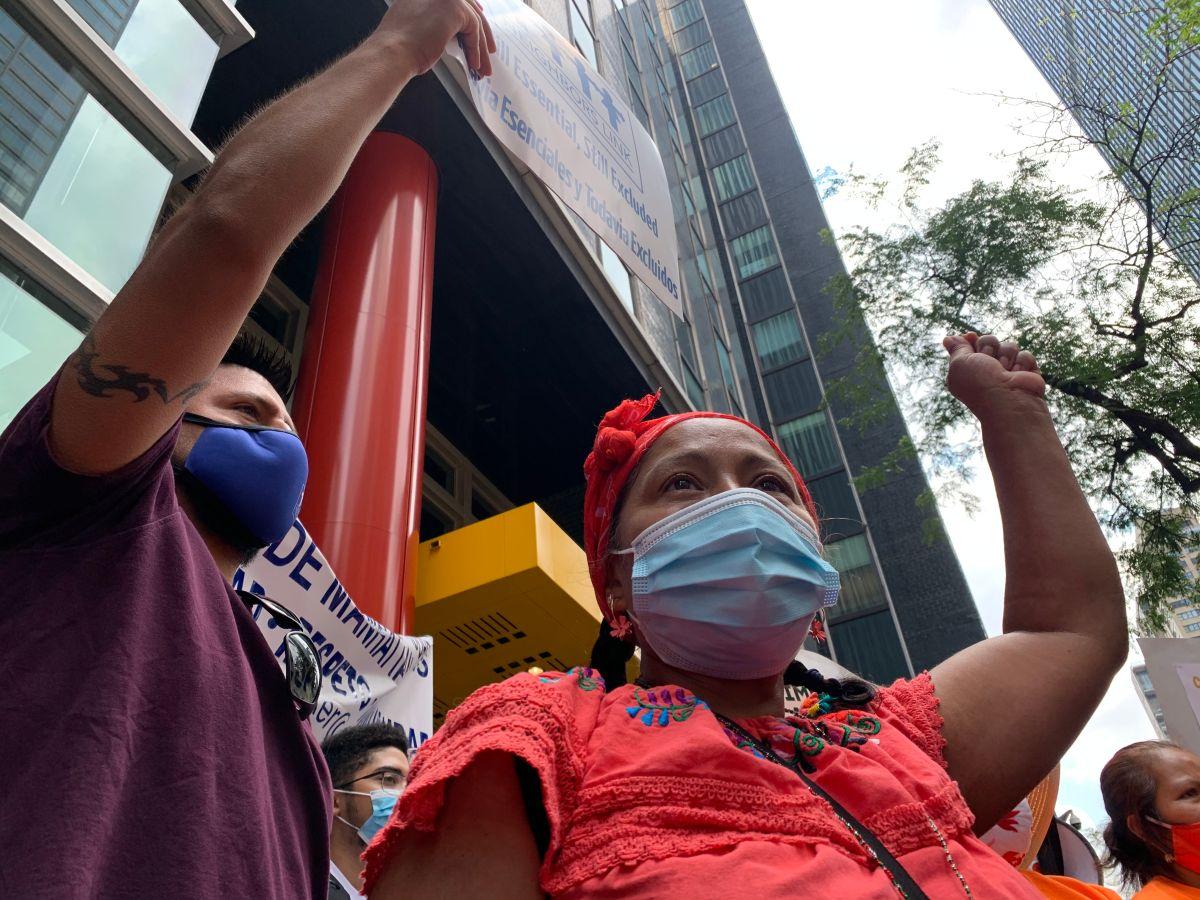 Organizaciones de Nueva York piden aumentar presión en todos los niveles por la reforma migratoria