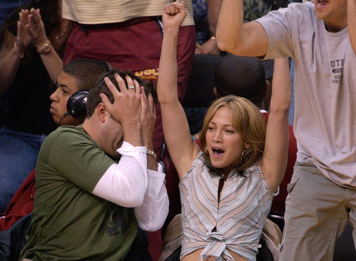 Ben Affleck no está dispuesto a dejar escapar a Jennifer Lopez nuevamente.