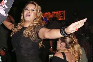 Chiquis Rivera se desata bailando al ritmo de Marc Anthony y Javier Ceriani dice que enloqueció