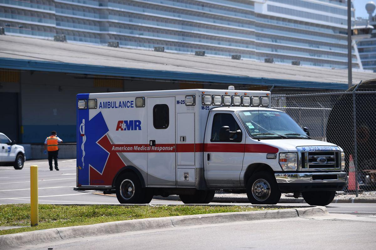 Las hospitalizaciones crecen en Florida.