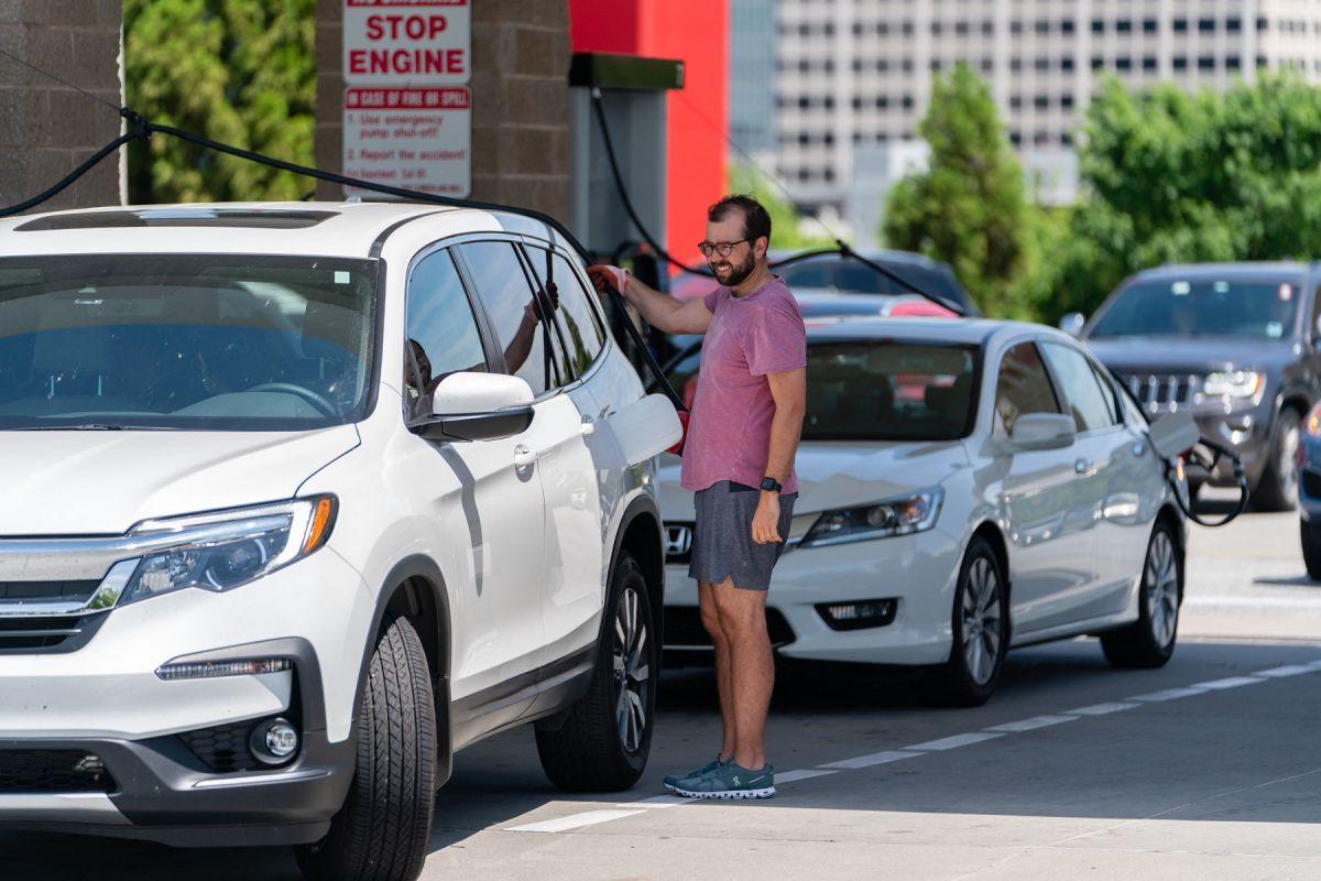 El precio de gasolina se ha incrementado en las últimas semanas.