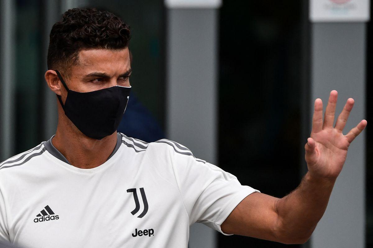 CR7 finaliza su contrato con la Juventus en 2022.