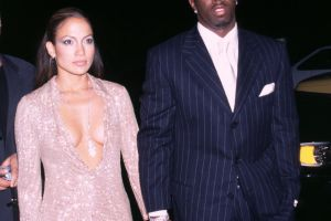 El ex de Jennifer Lopez, Puff Daddy, aclara por qué compartió una foto con ella después que volviera con Ben Affleck