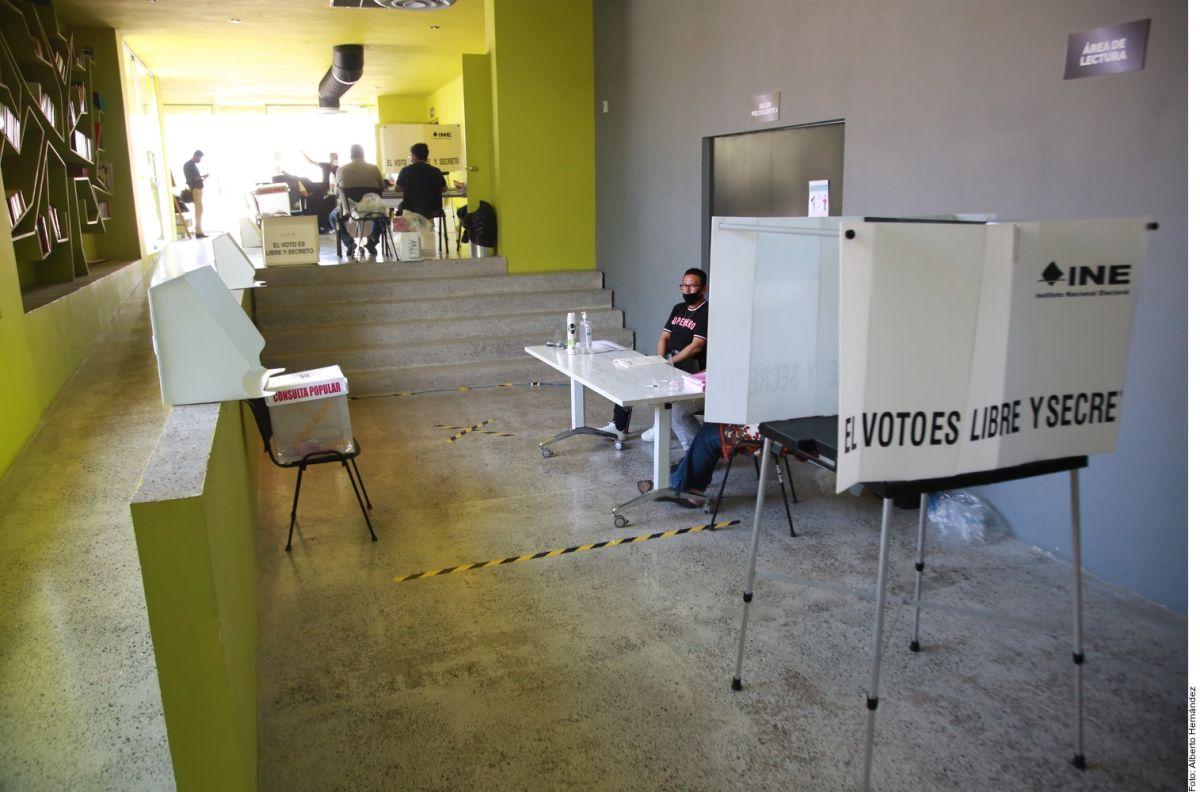 Mexicanos votaron por enjuiciar a expresidentes