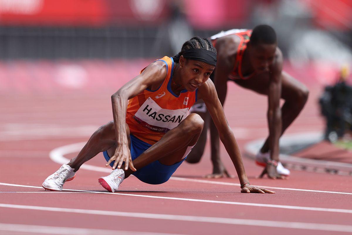 Sifan Hassan nos mostró su bárbaro dominio en el atletismo.