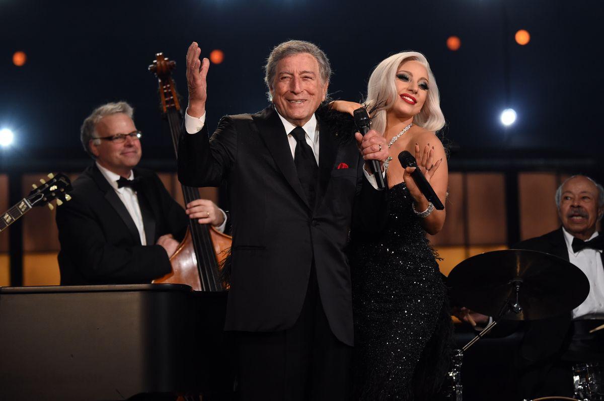 A sus 95 años, Tony Bennett sacará otro disco con Lady Gaga a pesar de sufrir de Alzheimer.