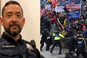 Policía que enfrentó el asalto al Capitolio se suicida; es el tercero desde el 6 de enero
