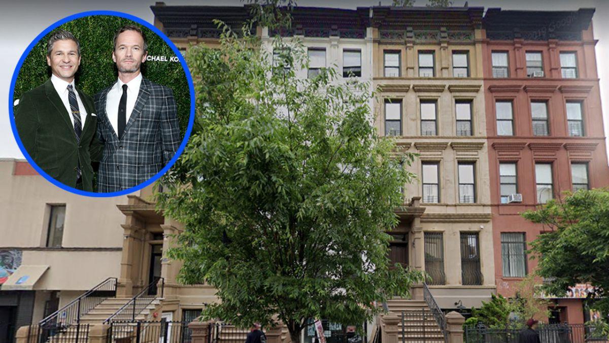 Neil Patrick Harris puso a la venta su casa en el Harlem.