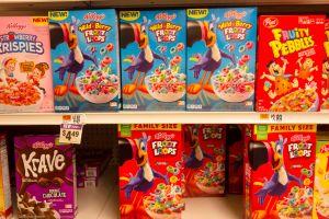 Los envases de helado y las cajas de cereales ahora son más pequeños: qué les pasa a las marcas