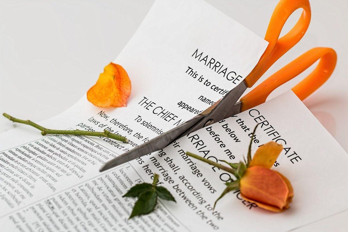 Divorciarse o no es un dilema.