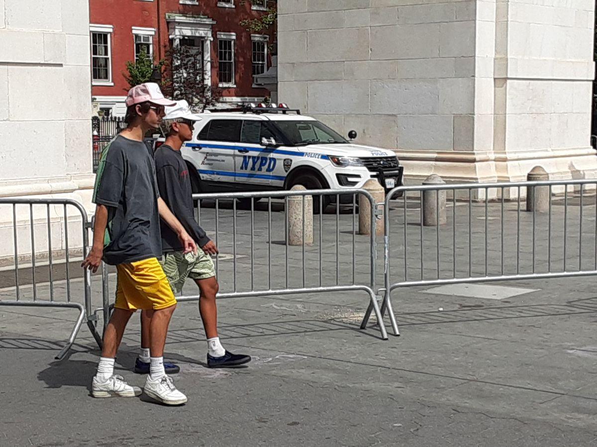Washington Square Park: emblema de la violencia desbordada en NYC.
