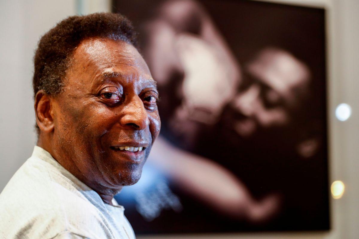 La salud de Pelé se ha visto deteriorada en los últimos años.