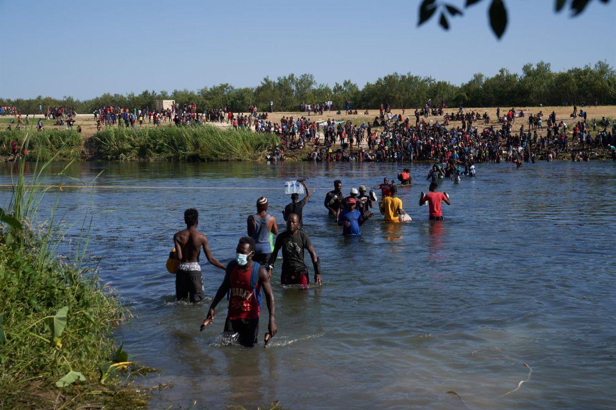 Vuelos de repatriación de haitianos han ido en aumento en los últimos días.