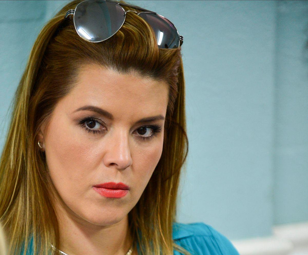 Alicia Machado también confiesa en La Casa de los Famosos que Gaby Spanic la salvó de suicidarse.