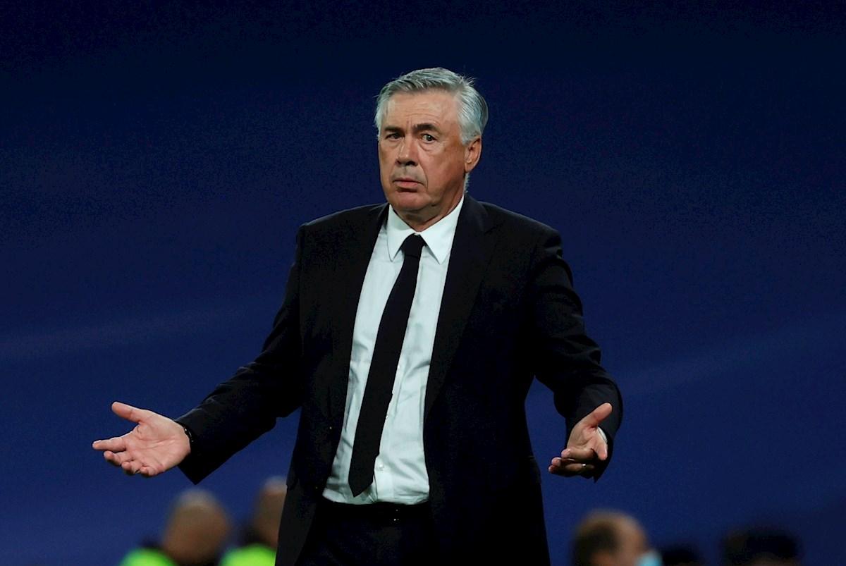 Fue el segundo empate del Madrid en la temporada liguera.